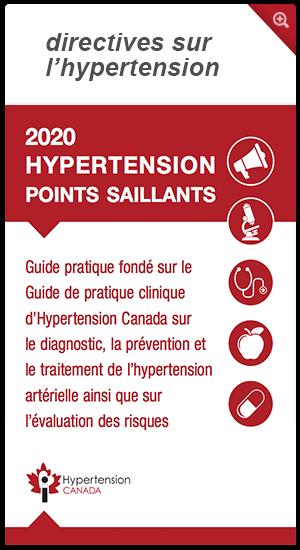 Hypertension Canada - Pour les professionnels de la santé